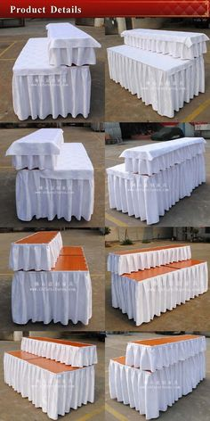 8 best table skirting images table skirts design image rh pinterest ch
