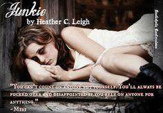 Samantha's Confessions: Junkie (Broken Doll Book 1) ~ Heather C. Leigh