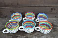 Hey, I found this really awesome Etsy listing at http://www.etsy.com/listing/105071868/bumpy-mug-super-awesome-dots-and-stripes
