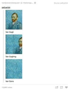 39 Hilarious Tumblr Posts That Capture The True Meaning Of Art
