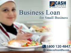 Cash Suvidha offer Business Loan for Small and Medium Business. #ApplyOnline #BusinessLoan #LoanforSME #LoanforMSME