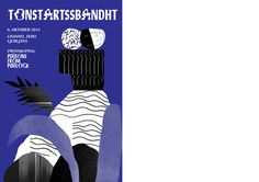 Gig poster for Tonstartssbandht
