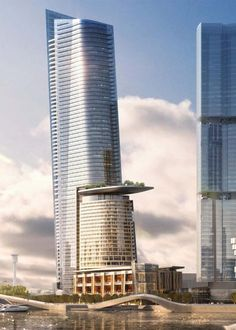 crown hotel sydney proposal I kohn pedersen fox