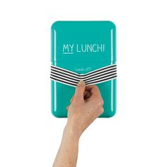 Pudełko śniadaniowe Happy Jackson My Lunch
