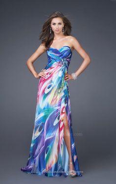 La Femme Vestido - MissesDressy.com