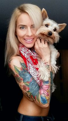 Tattoo ink hand arm rose flower