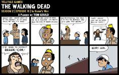 This Walking Dead comic was Berry-good...heh heh