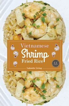 Have you tried Vietnamese sausage before? It's delicious – add it to any recipe – like my Vietnamese Shrimp Fried Rice for that authentic flavor! Vietnamese Fried Rice Recipe, Vietnamese Sausage, Vietnamese Recipes, Asian Recipes, Ethnic Recipes, Vietnamese Food, Asian Foods, Chinese Recipes, Shrimp Recipes