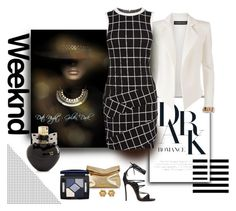 """""""Sexy"""" by michelletheaflack ❤ liked on Polyvore featuring Alexandre Vauthier, Michael Kors, Chanel, Dsquared2, Christian Dior and Aéropostale"""