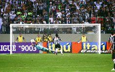 Atlético-MG x Náutico (Foto: Maurício Vieira / Globoesporte.com)