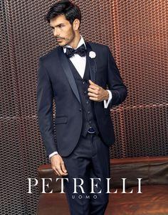 Petrelli Uomo Pleasure Classic Suits abito da sposo wedding eff9df914e2