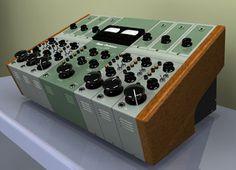 BE-62 Analogue Tube Mixer. Gorgeous!