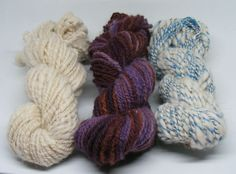 Mano hilado teñido Super voluminosos Tejer Crochet Malabrigo Lana rubia Gris Plata