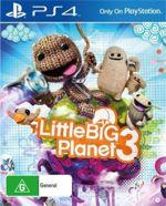 LittleBigPlanet 3 (preowned)