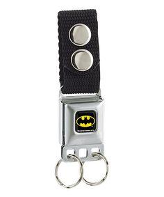 Batman Key Chain by Batman #zulily #zulilyfinds