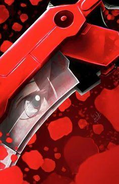 RWBY Red