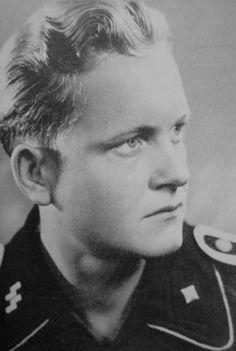 SS-Oberscharführer Sven Erik Olsson Born: July 7, 1923 in Pärnu, EstoniaDied: March 7, 1985 in Arosa, Switzerland German Cross in Gold:April 20, 1945 as SS-Oberscharführer and 2nd (communication)/SS-Panzer Division 10th SS-Panzer Division Frundsberg division management Commander.