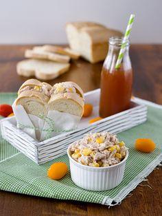 Tuňáková pomazánka Cheese, Vegan, Cooking, Food, Kitchen, Essen, Meals, Vegans, Yemek