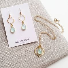 great vancouver wedding Loving these pretty Spring jewels I don't know about you, but Aqua Chalcedony will always be my favourite coloured gemstone! #onmydesk #favorites by @brooklyndesigns  #vancouverwedding #vancouverwedding