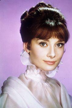 1964 Audrey Hepburn as Eliza Dolittle