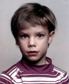 Etan Patz, 6, went missing on May 25, 1979 on his way to his school bus stop 2 blocks from his home. In 2003, suspicion fell on convicted child molester Jose Antonio Ramos, 60. He had been a friend of Patz's one-time babysitter. However, in 2012, Pedro Hernandez, 51, confessed to killing Patz and has since been charged.  May 25 was designated National Missing Children's Day by President Ronald Reagan in 1983.