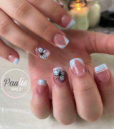 Acrylic Nail Designs, Acrylic Nails, Beautiful Lips, Pedicure, Nail Art, Samara, Dali, Beauty, Nice Nails