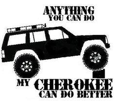 Jeepys: Jeep Cherokee!