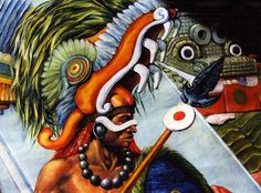 """""""I'm becoming      more silent ...  I'm speaking less...  But my eyes ...  see everything.""""  ~  Unknown  """"Teotihuacan Warrior""""   <3 lis"""