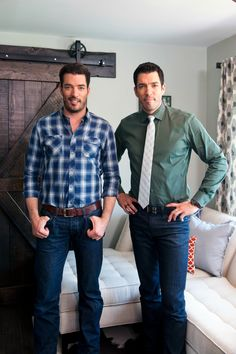 As seen on HGTV's Property Brothers
