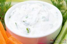 Receita de Patê de queijo minas em receitas de molhos e cremes, veja essa e outras receitas aqui!
