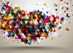 triangle pattern tattoo - Google zoeken | T A T T O O S ...