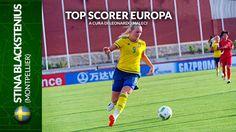 Speciale Analisi Top-scorer Europa: Stina Blackstenius (Linkopings FC & Montpellier)