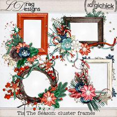 Tis The Season: Cluster Frames