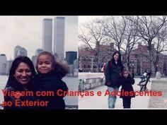 Viagens de Crianças e Adolescentes ao Exterior - YouTube Exterior, Youtube, Movie Posters, Movies, Travel Tips, Traveling, Places To Visit, Films, Film Poster