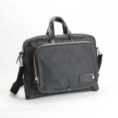 Property of.. ARNALD WORK BAG - 004161 - COAL  $259.99