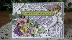 Spellbinders Labels Twenty is one of my all time favorites and it makes such beautiful layers and frames for my cards. If you have this die then get it out a...