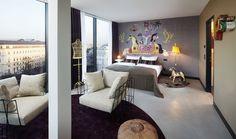 25hours Hotel Spektakel Wien | Einblick