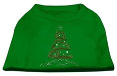 Mirage cat Products 18-Inch Peace Tree Print Shirt for cats, XX-Large, Emerald Green * New and awesome cat product awaits you, Read it now  : Cat Apparel