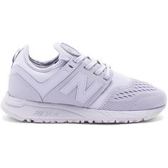 New Balance 247 Sneaker (350 RON) ❤ liked on Polyvore featuring shoes, sneakers, rubber sole shoes, lace up sneakers, new balance shoes, lace up shoes and lacing sneakers