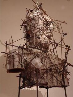 Montien Boonma. Melting void. 1998