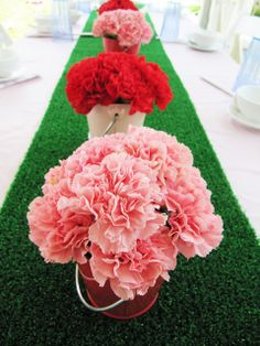 Table decorations | Flickr - Photo Sharing!