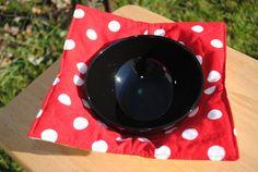 Microwaveable Bowl Cozy