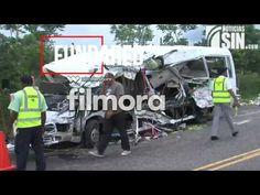 Noticia de siniestralidad vial en Rep. Dominicana