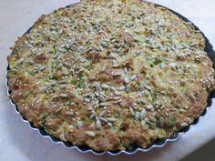 Ζουζουνομαγειρέματα: Κέικ πράσου φανταστικό! Quiche, Pizza, Breakfast, Recipes, Kitchens, Food, Cakes, Greek, Diy