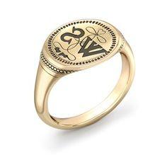 Shakespeare Signet Ring