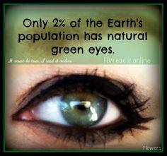 Green Eyes Facts, Hazel Green Eyes, Hazel Eyes, People With Green Eyes, Girl With Green Eyes, Eye Colors, Green Colors, Green Eye Quotes, Natural Green Eyes