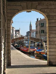 Chioggia, Italy Venice Veneto