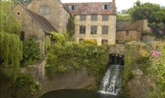 Gants Mill near Bruton, Somerset.