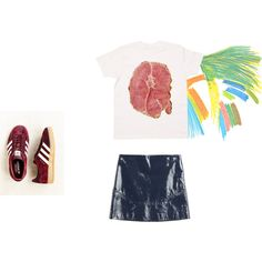I know it makes no sense by thisisnotmyname on Polyvore featuring Emilio Pucci and adidas