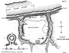 Mound Builders: Ancient Egyptian Uraeus Symbol at the Rentschler Serpent Mound in Butler County, Ohio
